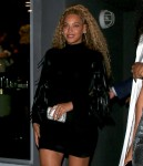 Beyoncé and Kelly Rowland attend the Dundas brand opening in LA