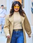 Priyanka Chopra puts on a stylish display as she head to 'The Tonight Show With Jimmy Fallon'