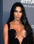 Kim Kardashian looks stunning showing off her assets at the 2019 amfAR New York Gala