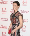 Pippa Middleton seen arriving at The Beating Hearts Ball