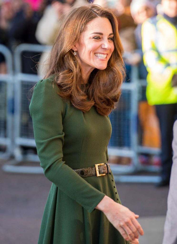 Duchess of Cambridge in Lewisham
