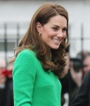 Catherine, Duchess of Cambridge visits Lavender Primary School