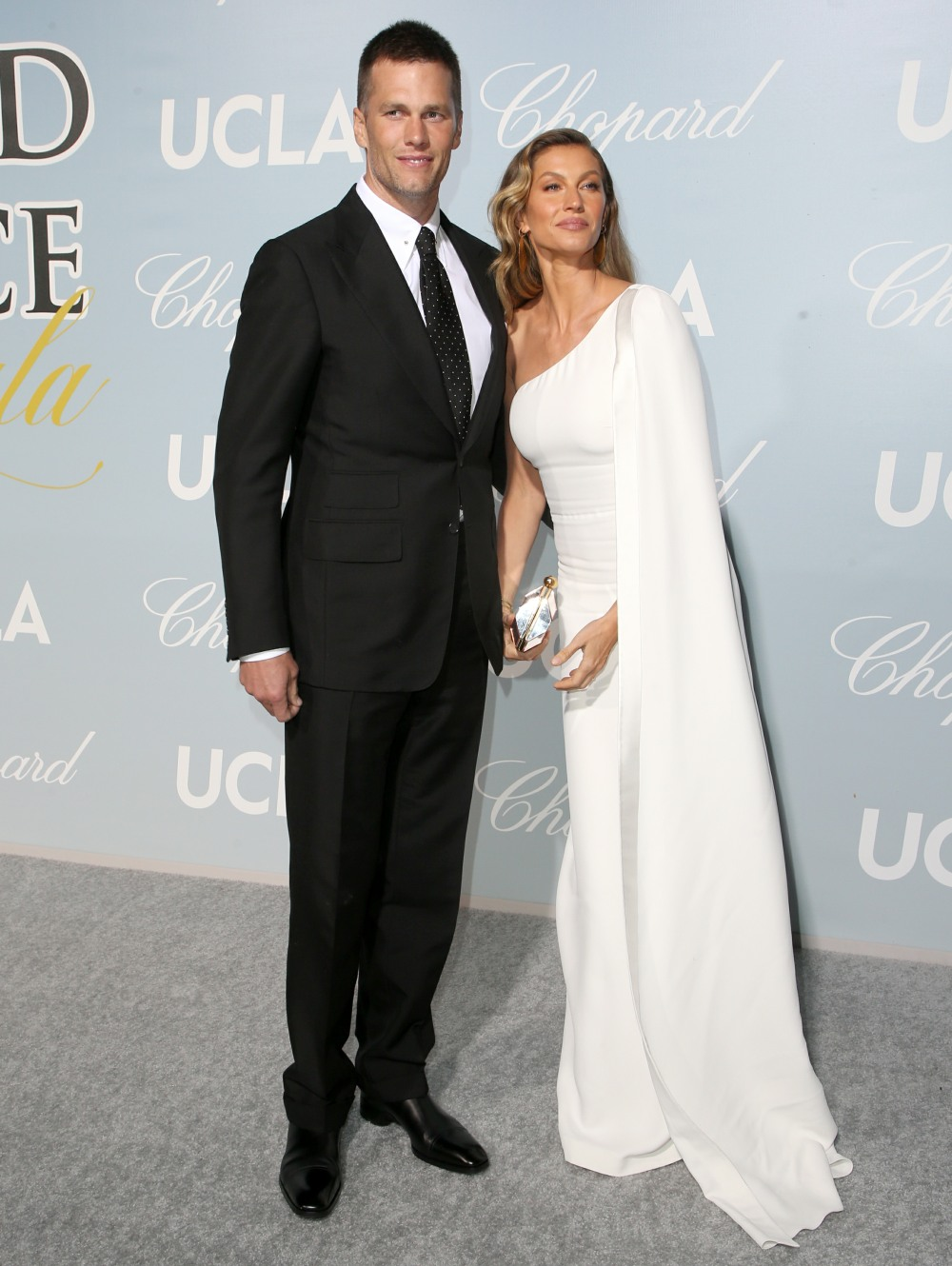 Gisele Bundchen in Stella McCartney at the Hollywood for Science gala: meh or cute?