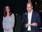 The Duke and Duchess of Cambridge visit Belfast Empire Hall