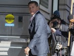 General Michael Flynn arrives for sentencing