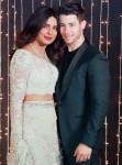 Priyanka Chopra and Nick Jonas continue their glamorous wedding celebrations in Mumbai