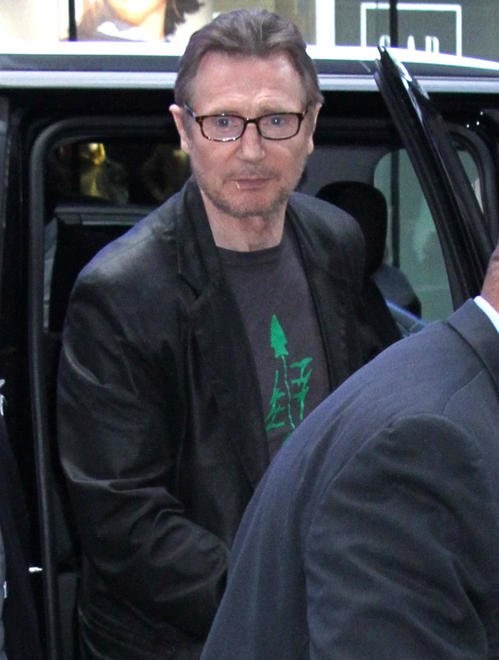 Liam Neeson denies being racist on 'GMA' following controversial remarks