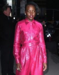 Lupita Nyong'o departs 'Late Show with Stephen Colbert' with frightening eye contacts