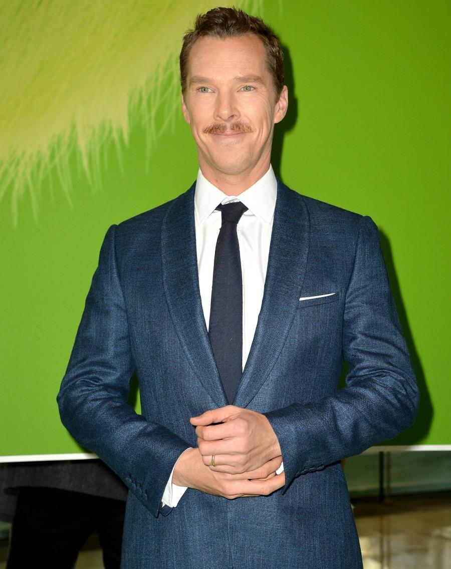 Benedict Cumberbatch at arrivals for DR...