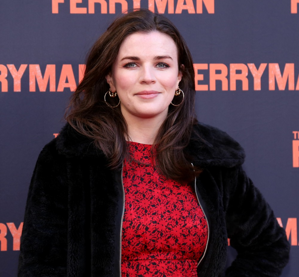 The Ferryman Opening Night Arrivals