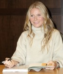 Gwyneth Paltrow signs copies of her new book 'The Clean Plate'