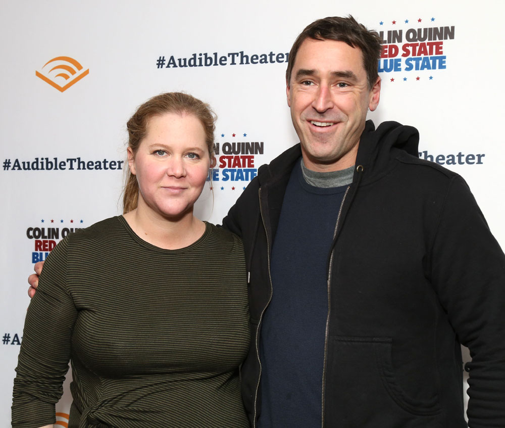 Colin Quinn: Red State Blue State Opening Arrivals