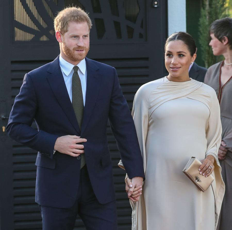 VF: Duchess Meghan Plans To Raise Polo Baby
