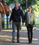 The Duke and Duchess of Sussex visit the Moroccan Royal Federation of Equestrian Sports