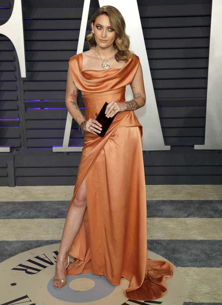 2019 Vanity Fair Oscar Party - Arrivals