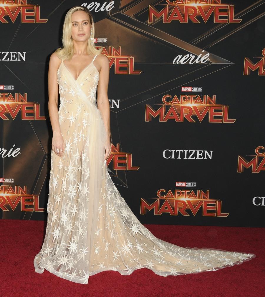 Film Premiere Captain Marvel