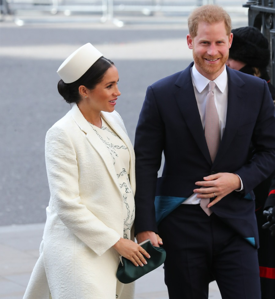 Prince Harry Was Made A Godfather At Lena