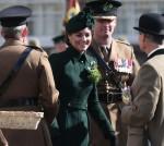 St. Patrick's Day Parade at Cavalry Barracks