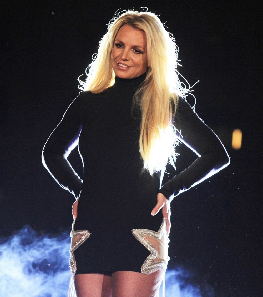 Britney Spears announces her new residency, 'Britney: Domination at Park MGM in Las Vegas