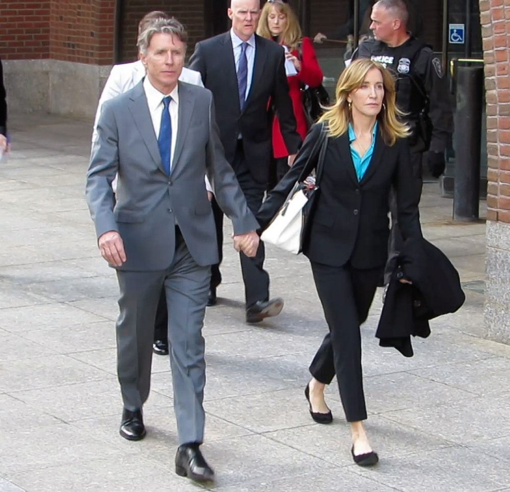 Prosecutors want jail time for Felicity Huffman!