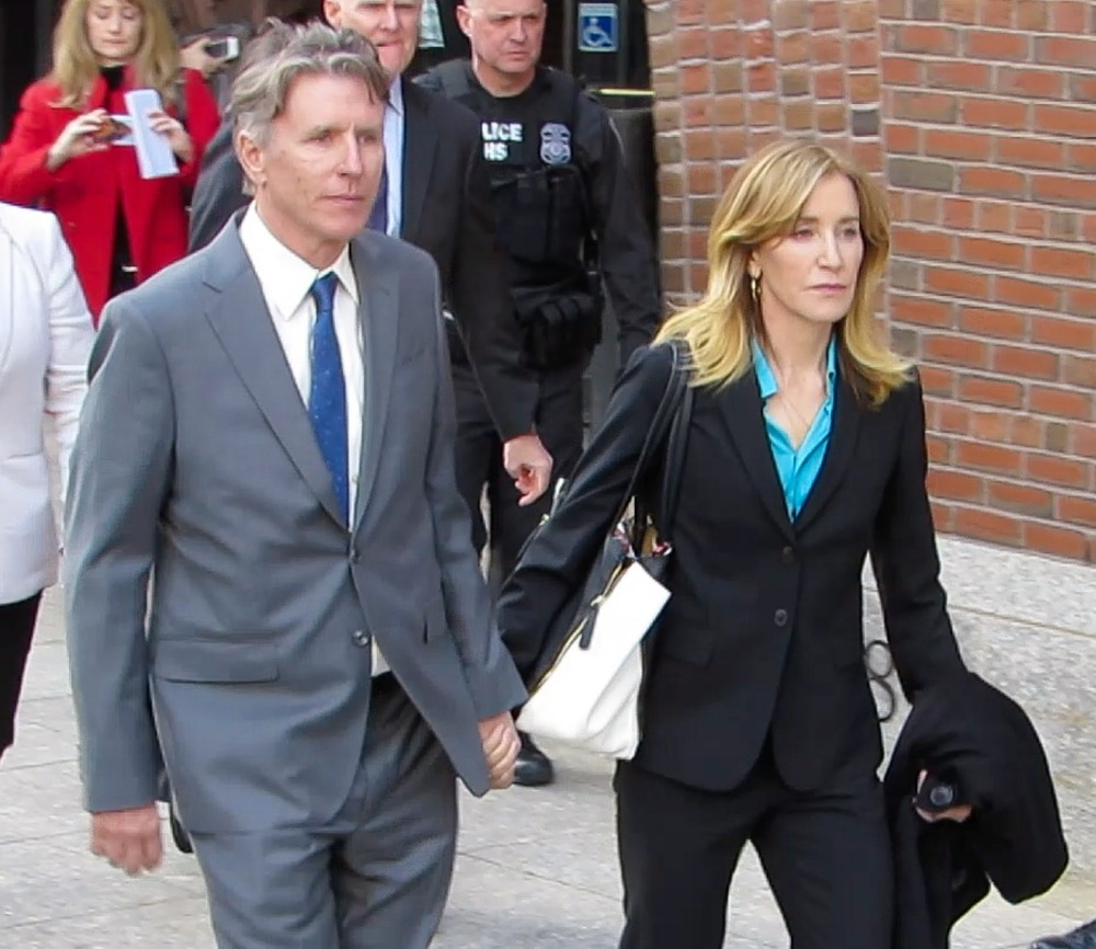 Felicity Huffman to plead guilty in college admissions scandal: 'I am ashamed of the pain I have caused' **FILE PHOTOS**