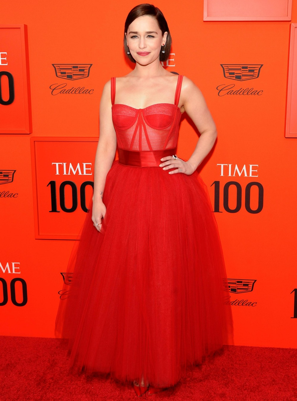 Guest arrivals at the 2019 Time 100 Gala