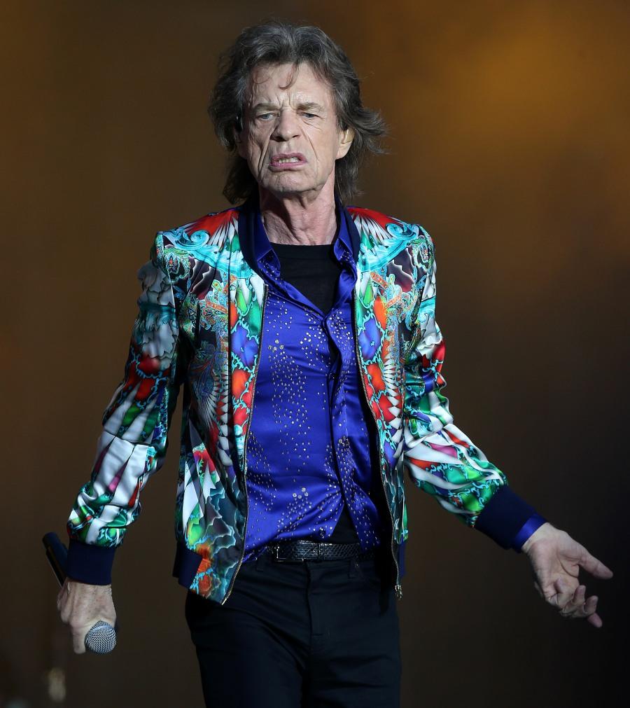 The Rolling Stones 'No Filter' concert at Twickenham Stadium