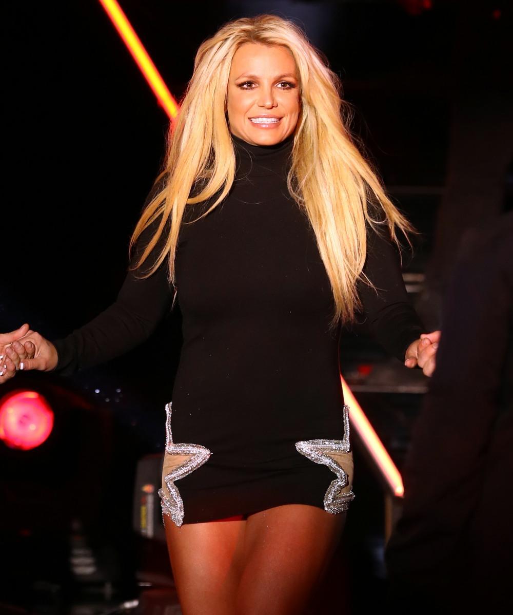 Britney Spears announces her new Las Vegas residency