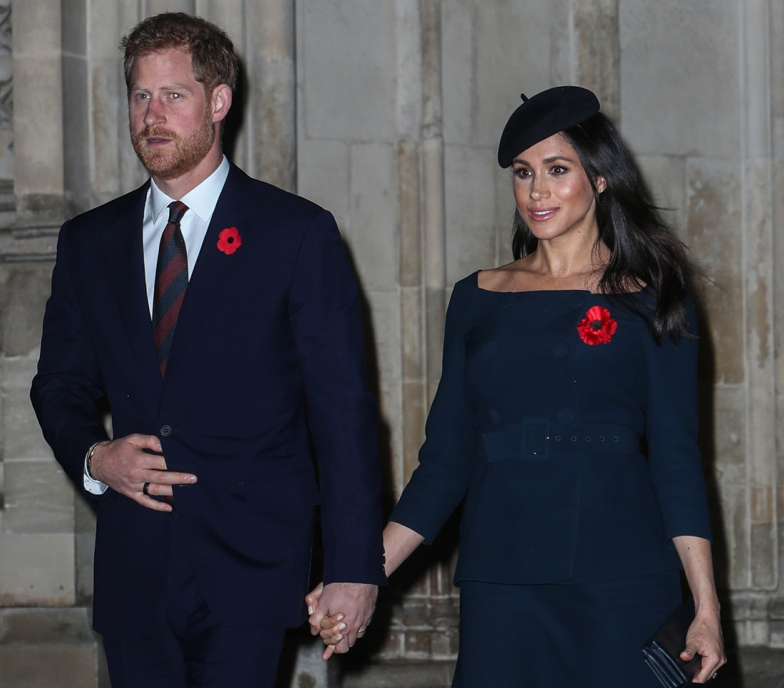 Baby Sussex Will Likely Not Have An 'HRH