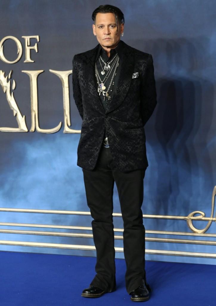 'Fantastic Beasts: The Crimes of Grindelwald' UK Premiere - Arrivals