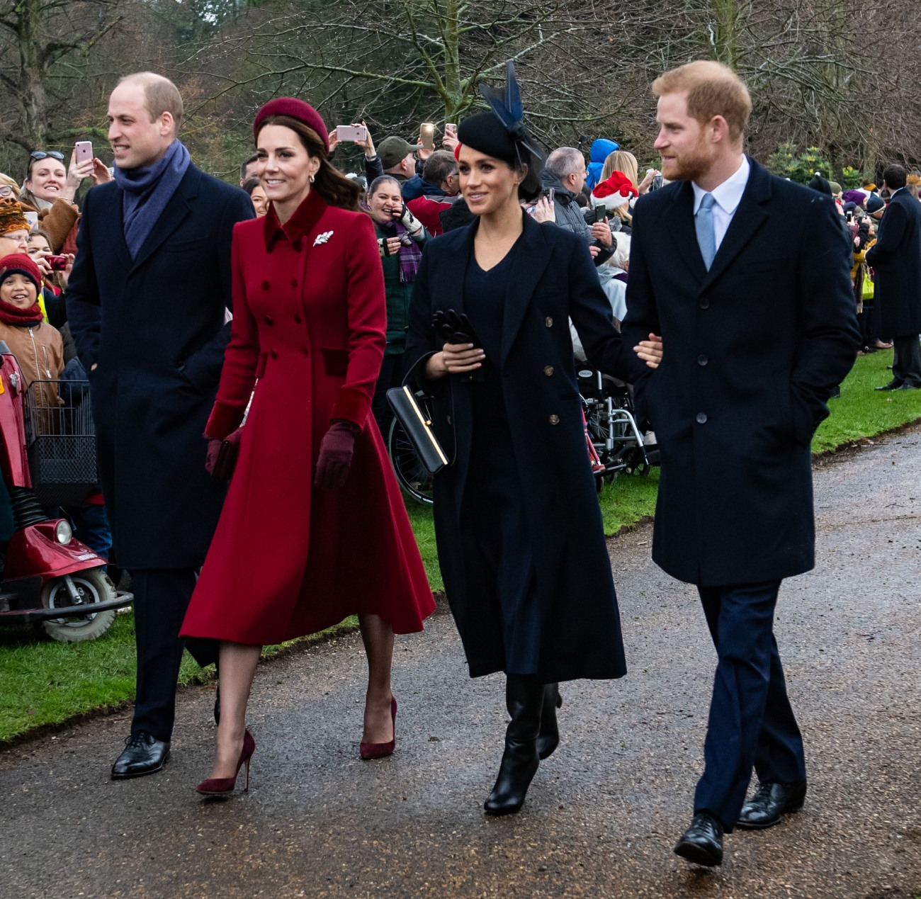 Omid Scobie: The Sussexes Are Not Moving