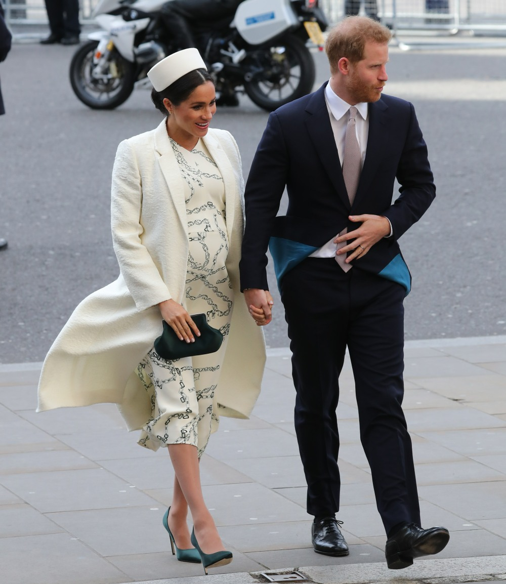 Will Duchess Meghan Present The Polo Baby
