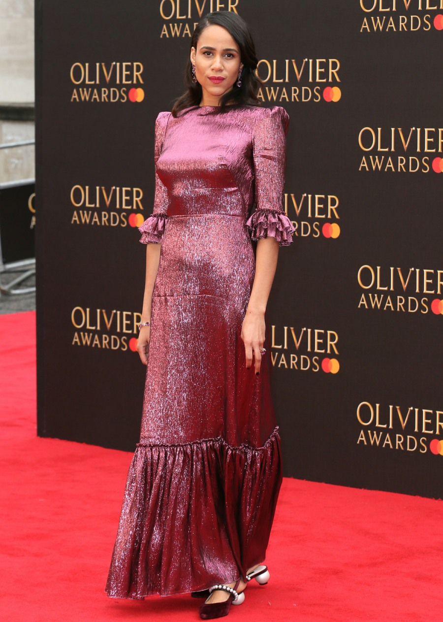The Olivier Awards 2019 held at the Royal Albert Hall