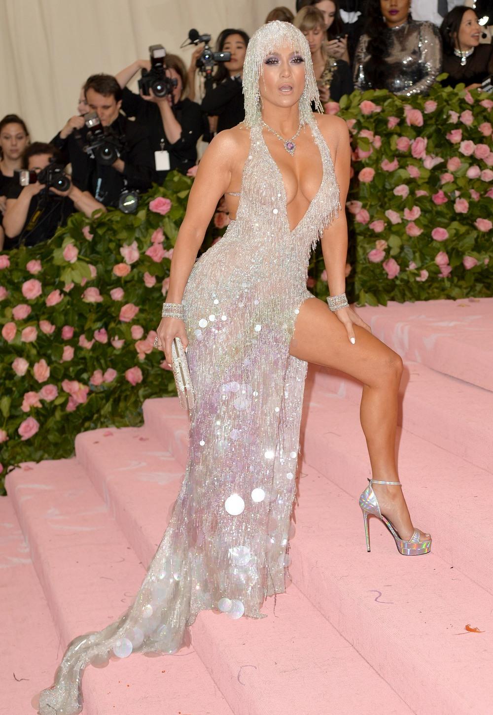 Jennifer Lopez agli arrivi per il campo: non ...