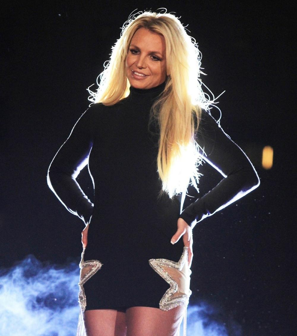 """Britney Spears annuncia la sua nuova residenza, """"Britney: Domination al Park MGM di Las Vegas"""
