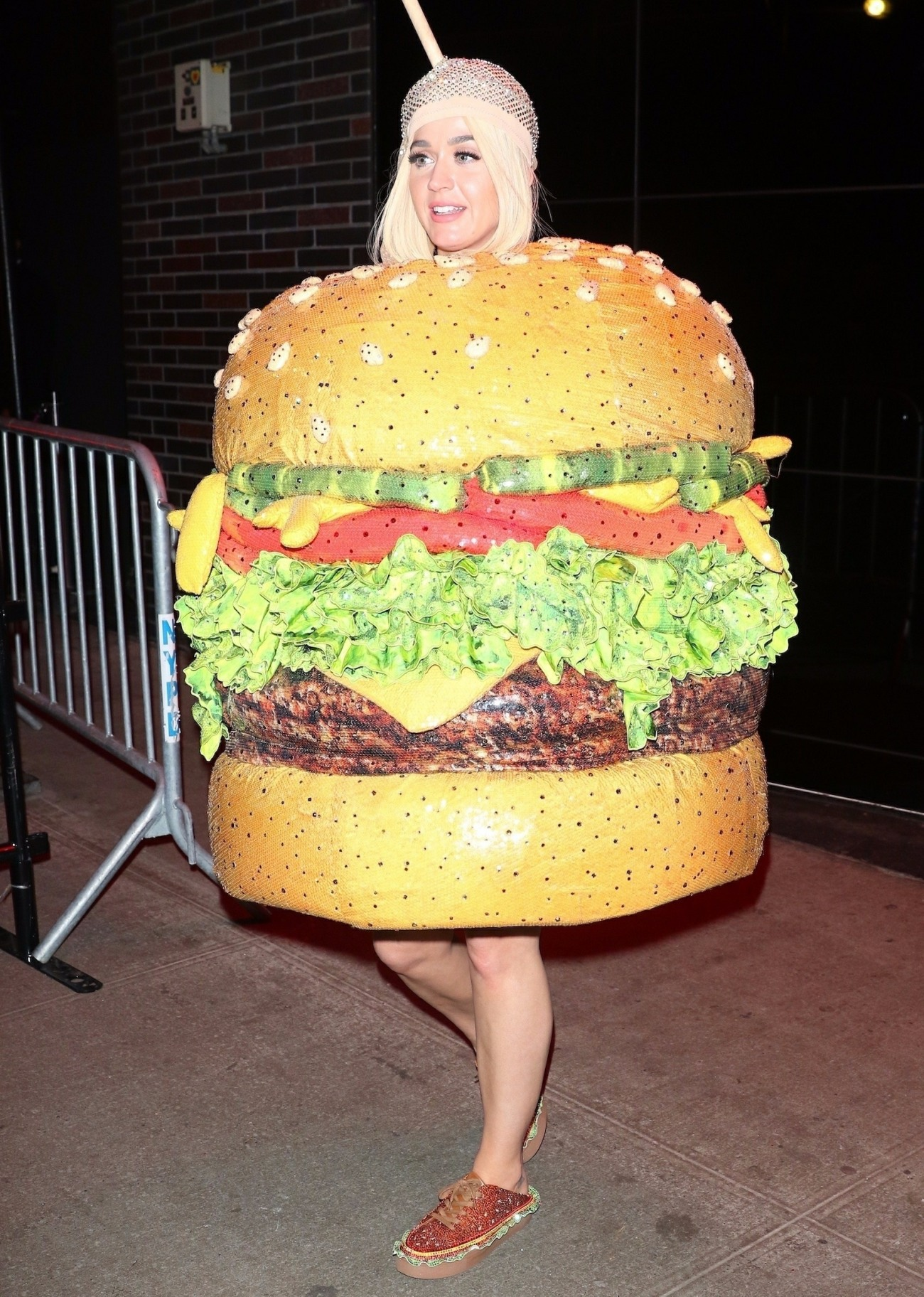 Guests arrive to Katy Perry's Met Gala After Party at the Boom Boom Room