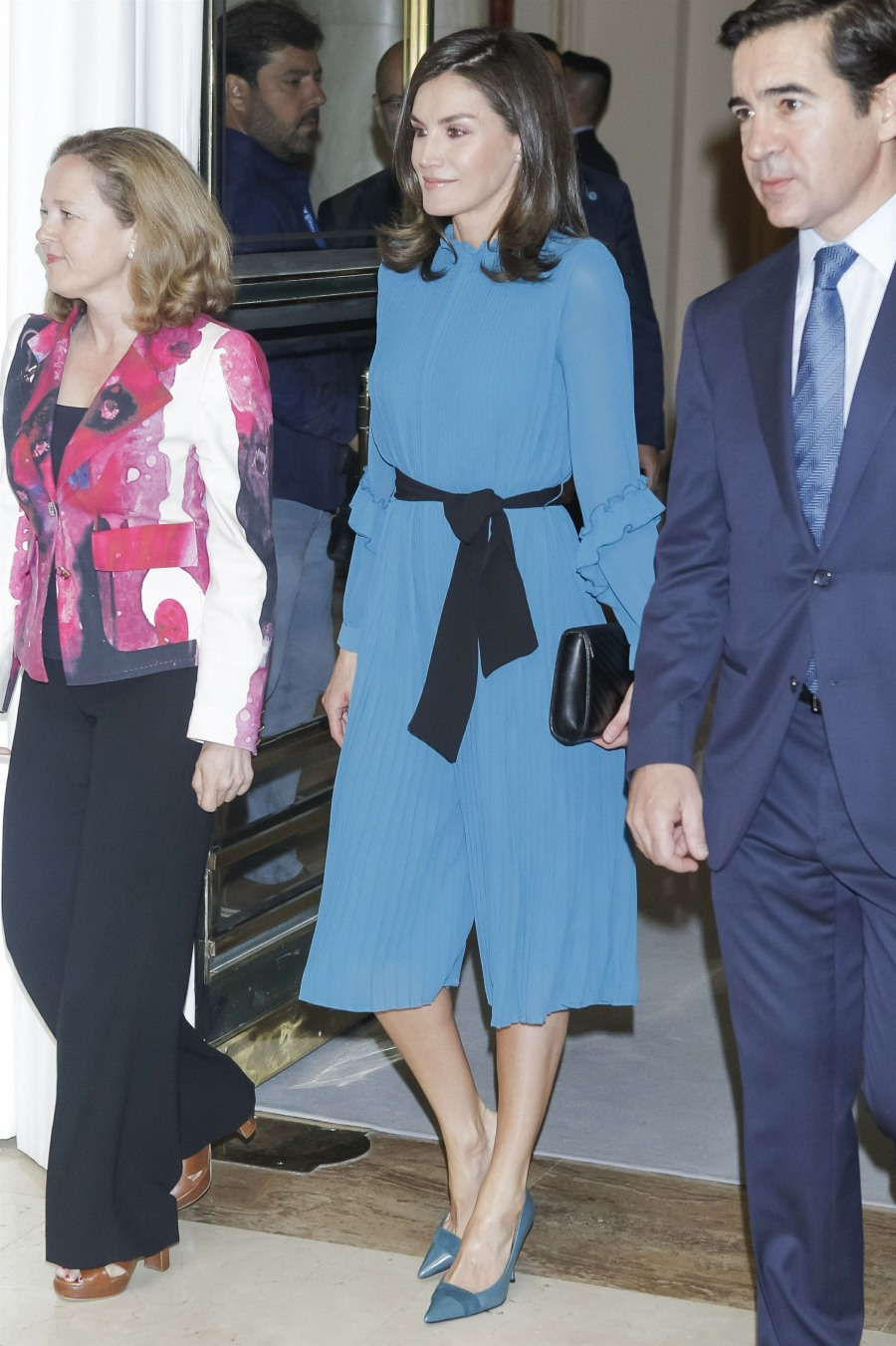 Queen Letizia attends 'Exceptional Women, the value of an opportunity'