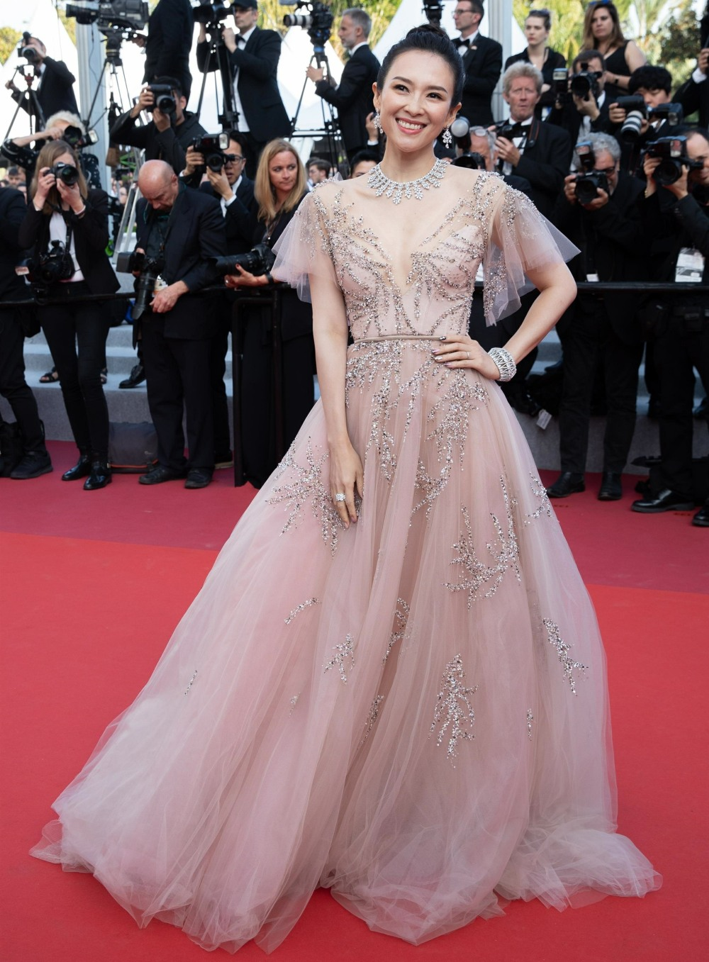 Red carpet arrivals for 'The Specials' premiere and closing ceremony at the Cannes Film Festival
