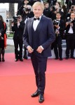 Celebrities attend the closing ceremony during the 72nd Cannes Film Festival