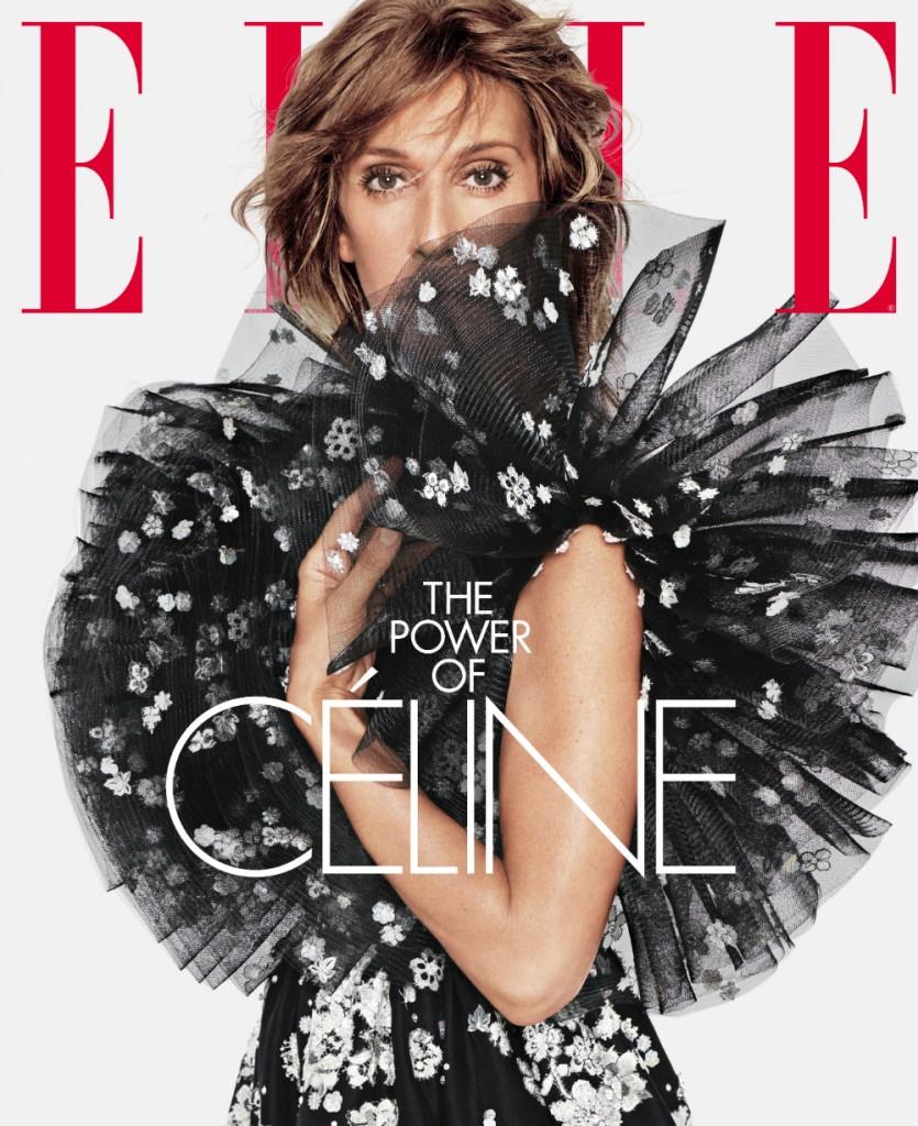 ELLE June Cover Celine CLs