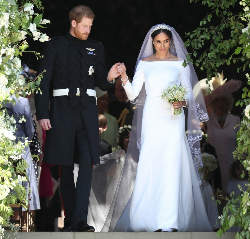 The Duke & Duchess Of Sussex Released Never