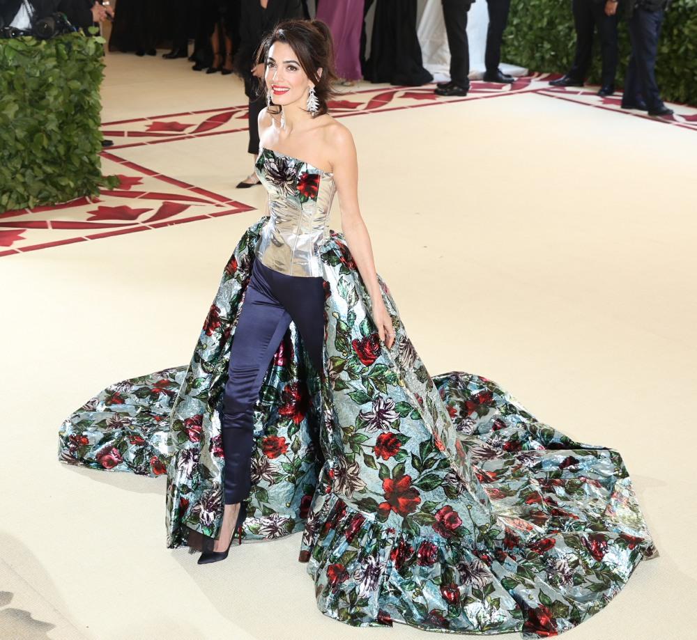MET Gala Benefit del 2018 Costume Institute - Arrivi Red Carpet