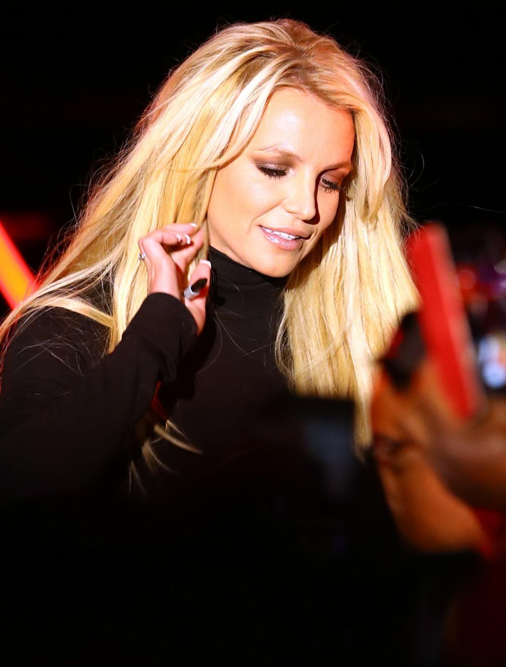 Britney Spears annuncia la sua nuova residenza a Las Vegas