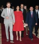 Duca e Duchessa di Sussex in Marocco