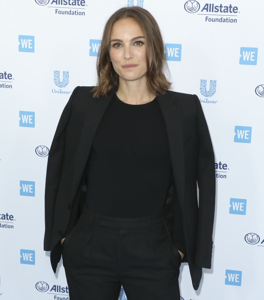 Natalie Portman calls out Moby for being a creep & lying about her in his memoir