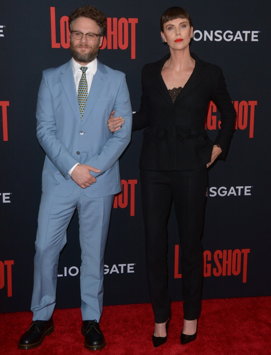 Premiere 'Long Shot' New York - Arrivi Red Carpet