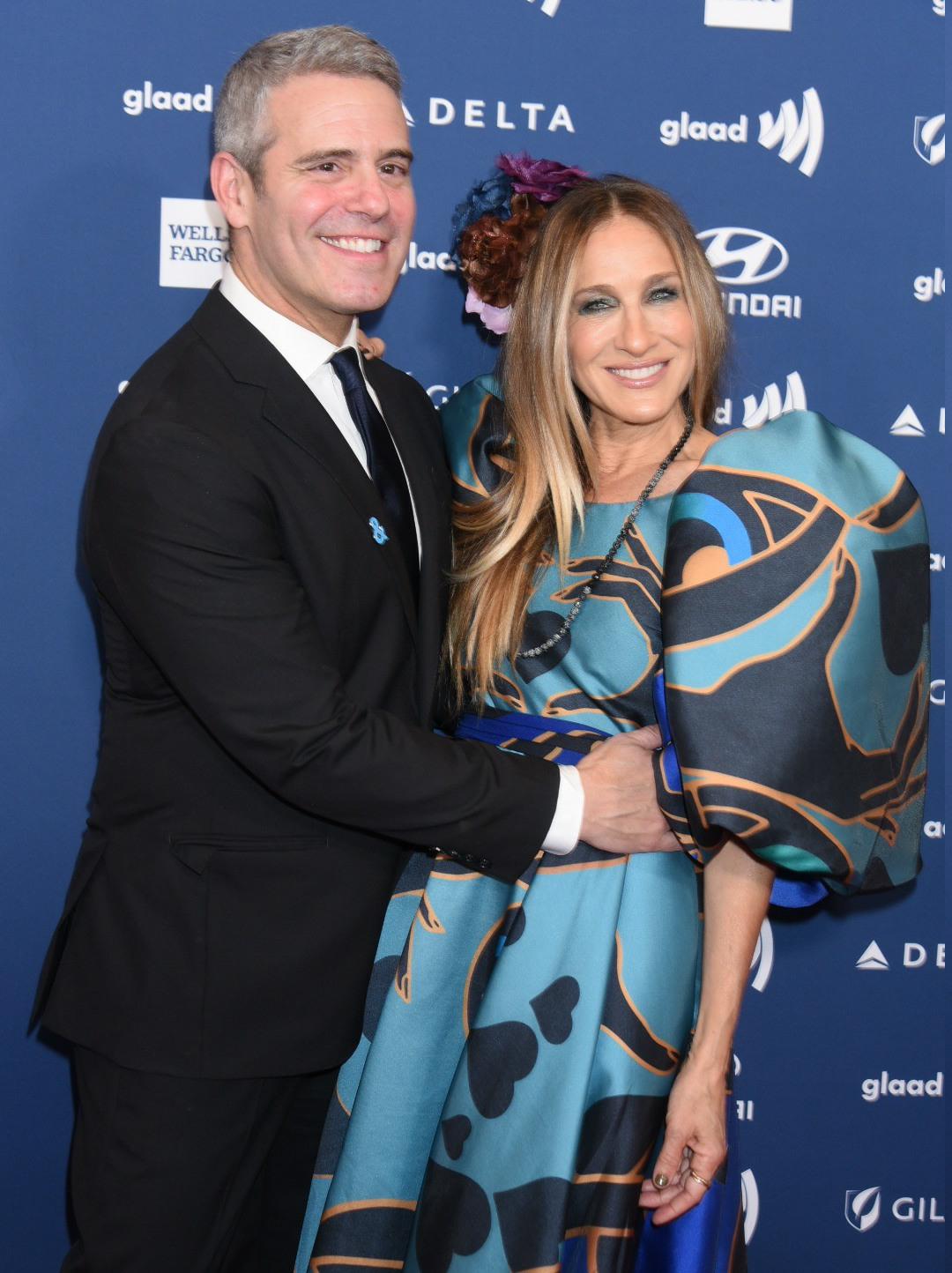 30th.Annual GLAAD Media awards NYC