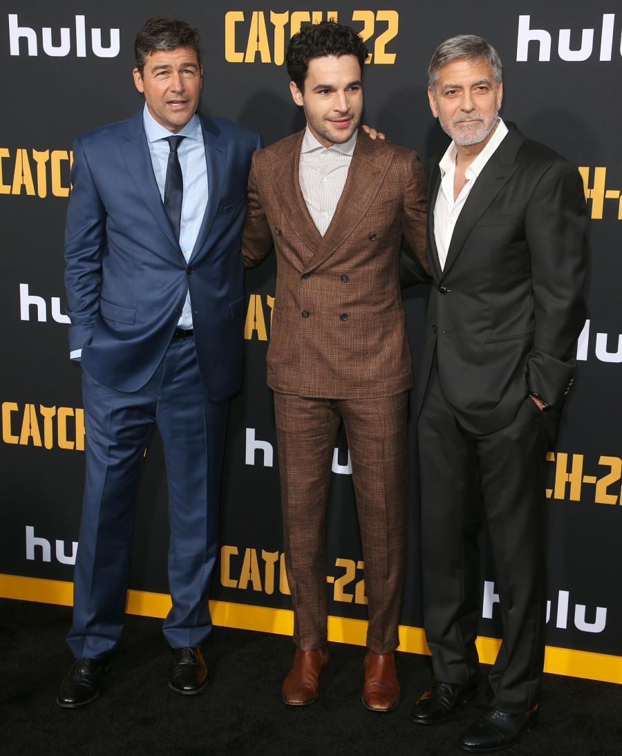 """U.S. Premiere Of Hulu's """"Catch-22"""""""