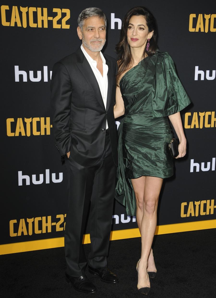 Hulu Original Catch 22 Premiere