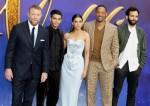 European gala premiere of 'Aladdin'